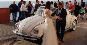 noleggio maggiolino sposa