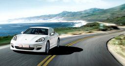 Porsche Panamera Bianco