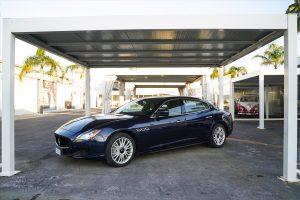 Maserati quattroporte fiorentino eventi