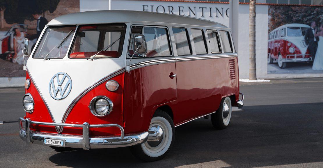 noleggio auto matrimonio Love Bus T1