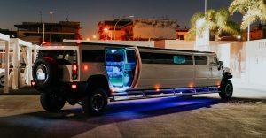 hummer limousine a Napoli