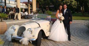 Noleggio Auto vintage matrimonio