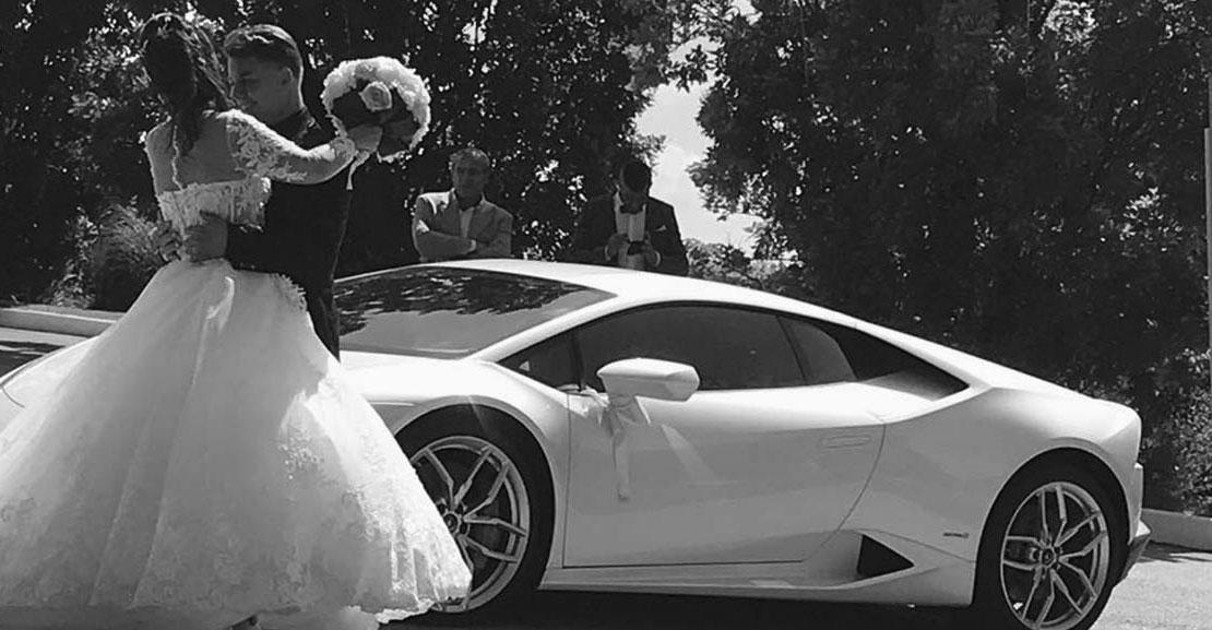 noleggio auto sposa
