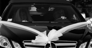 noleggio auto di lusso matrimonio