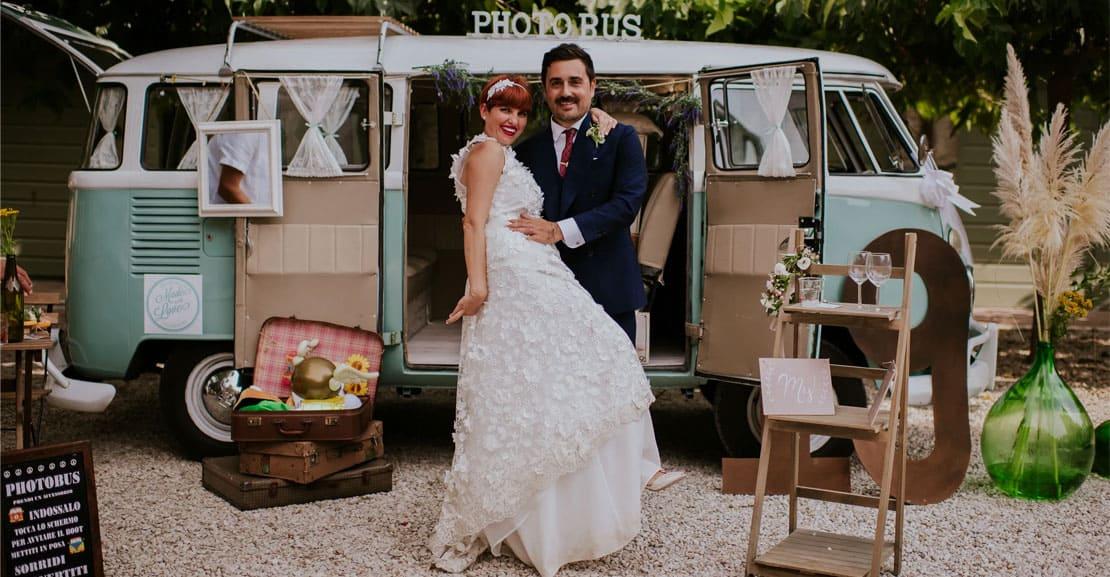 Noleggiare un Love Bus
