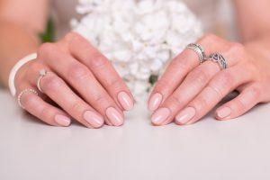 manicure sposa