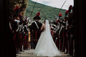 Matrimonio in divisa