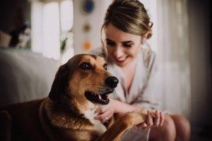 Dog Sitter per matrimoni